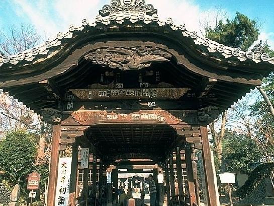 除夜の鐘がつける栃木県のお寺②鑁阿寺(ばんなじ)