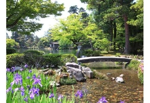 旅色コンシェルジュが提案する一泊二日の金沢旅行プラン:2日目・兼六園を散策