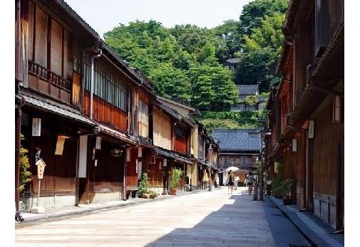 旅色コンシェルジュが提案する一泊二日の金沢旅行プラン:2日目・ひがし茶屋街を散策&ランチ