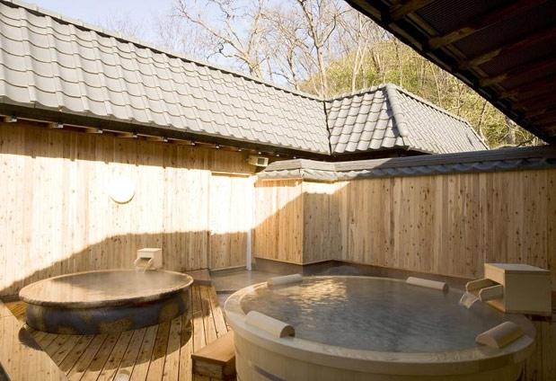 登別の良質な温泉と湯めぐりが楽しめる湯処
