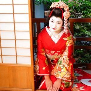 京都旅行の思い出に!一度はなりたい「舞妓さん」体験♪
