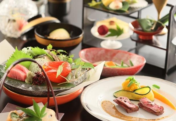 上諏訪温泉「RAKO華乃井ホテル」の魅力②お料理