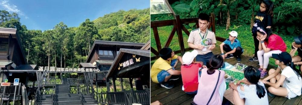 子どもたちは、夏休みの自由研究の題材をゲット!