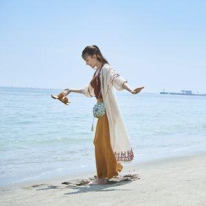 トリンドル玲奈さんが鎌倉で週末プチトリップを満喫!【月刊旅色9月号公開】