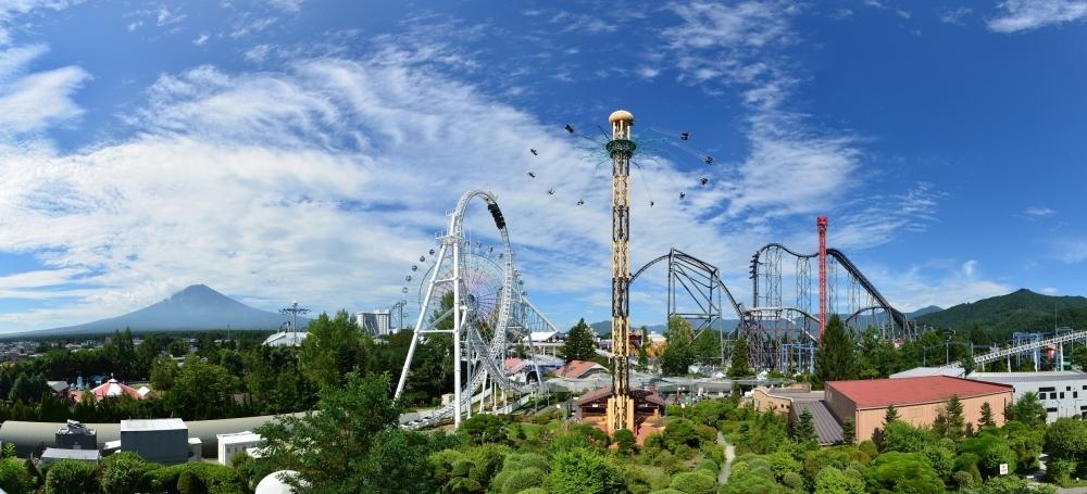 「富士急ハイランド」が7月中旬より入園無料化を発表その2