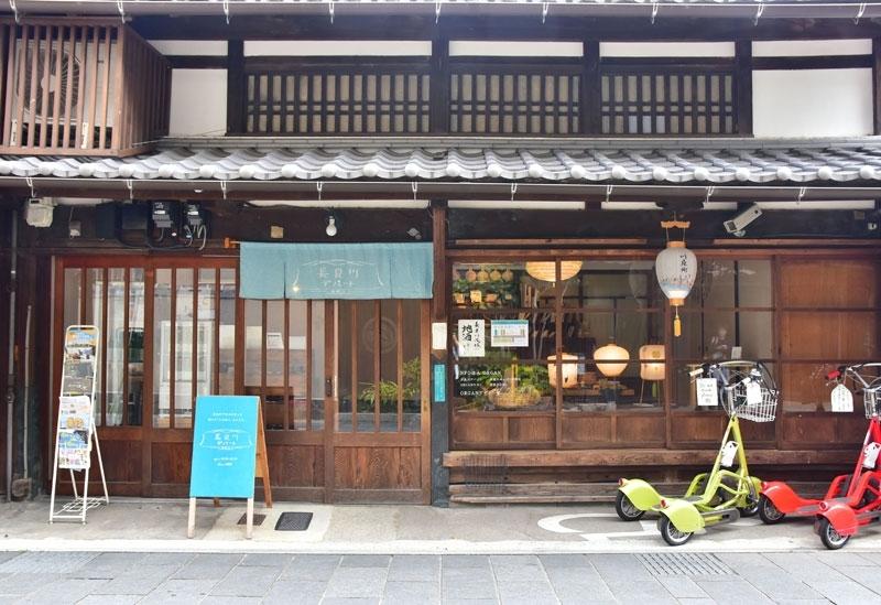 長良川流域の職人文化を感じられる「長良川デパート湊町店」