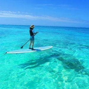 海の上を散歩!ハワイで大流行の「SUP(サップ)」が楽しめる宿♡