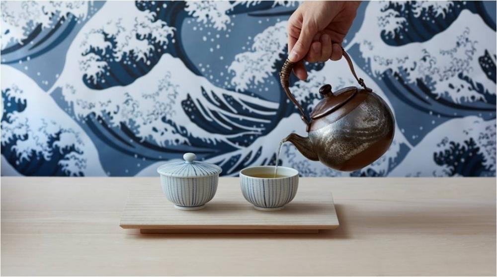 【ニューオープン】日本茶スタンドカフェ(代官山)