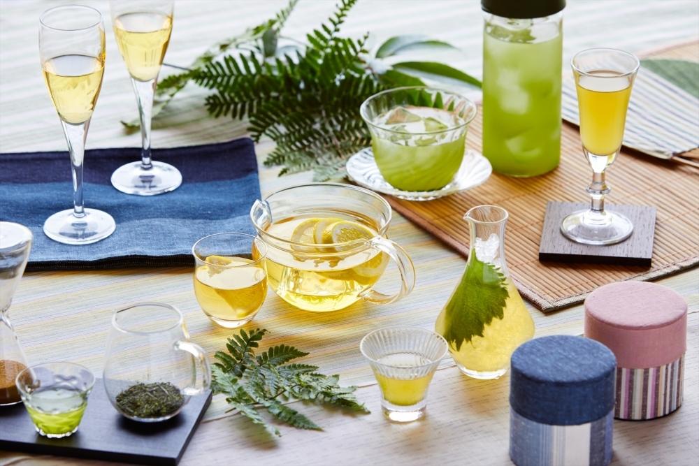 七つのお茶で納涼を 星野リゾート界 遠州