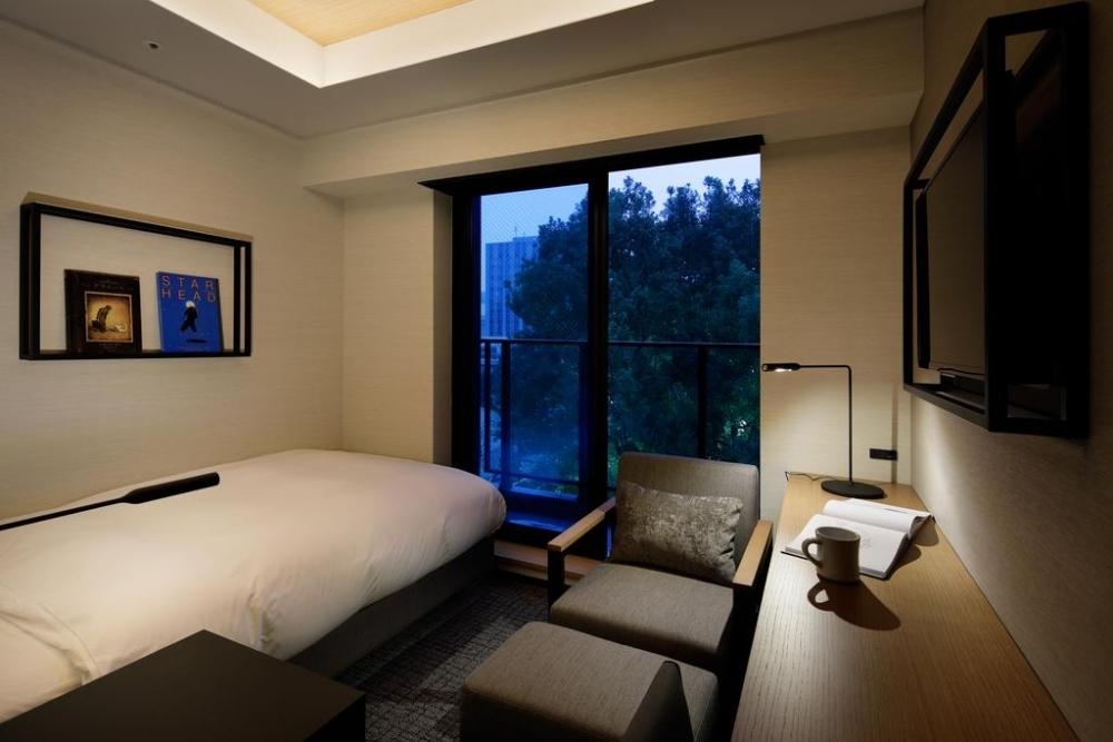 本屋&カフェ&ホテルが併設した「ランプライトブックスホテル名古屋」が楽しい!その3