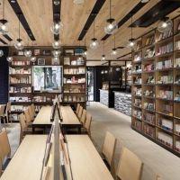 本屋&カフェ&ホテルが併設した「ランプライトブックスホテル名古屋」が楽しい!