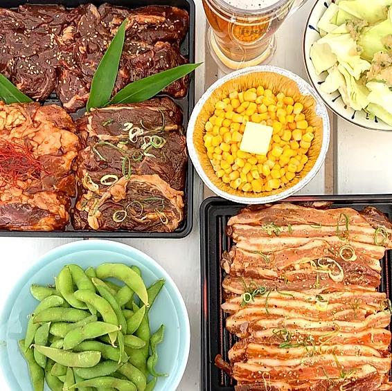 お肉大好きなら食べ放題の焼肉BBQプランがおすすめ