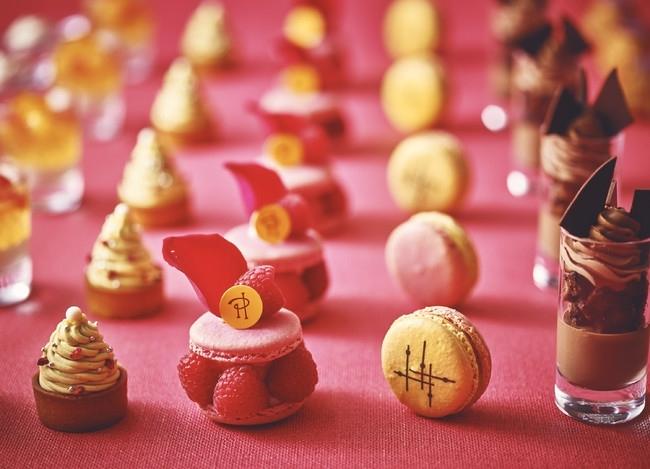 アフターヌーンティーに美女と野獣……。至福のデザートでクリスマス気分を満喫! 都内近郊のおすすめスポット4選