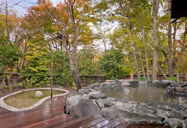 「おとぎの宿 米屋」とは③癒しの大浴場