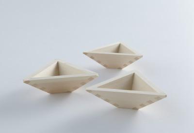 三角形が特長的な「すいちょこ」