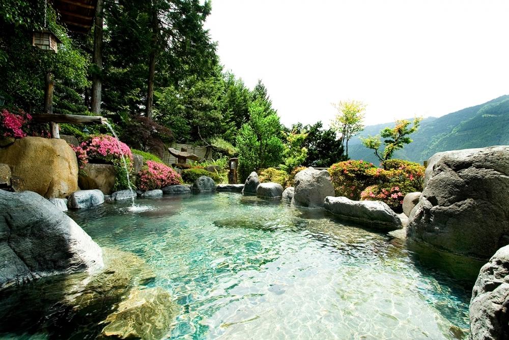 ④下呂温泉 湯之島館