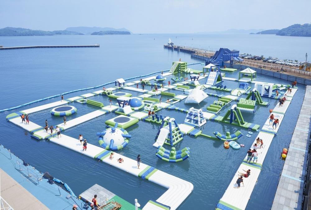 日本最大!SNS映えする限定プールなど ハウステンボスに4大ウォーターパークが登場その2
