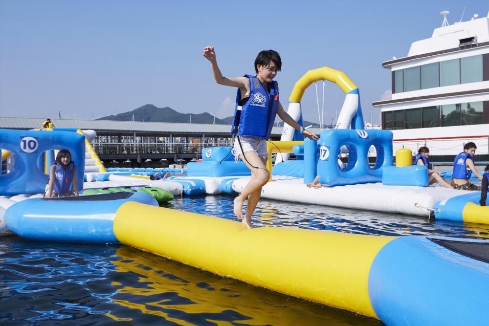 日本最大!SNS映えする限定プールなど ハウステンボスに4大ウォーターパークが登場その3