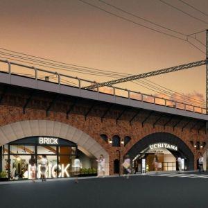 歴史ある高架下に広がる商業空間。「日比谷 OKUROJI(オクロジ)」が6月下旬にオープン