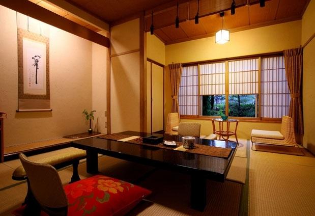 浅間温泉「四季彩々の隠れ宿 富士乃湯」魅力②趣向を凝らした客室