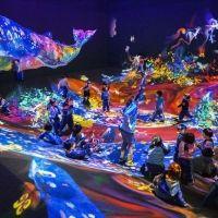長崎で「チームラボ 学ぶ!未来の遊園地」開催