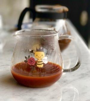 11月1日は紅茶の日!あり得ない濃さのホットミルクティーが販売スタートその2