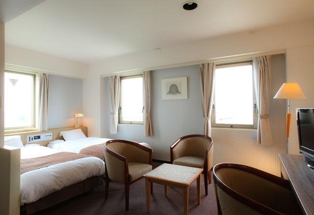 「ホテルウィングインターナショナル日立」の魅力④多彩な客室タイプを用意
