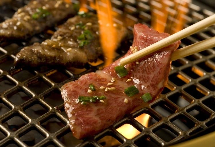 養老ミートの「飛騨牛 最高5等級 バラカルビ 焼肉用」