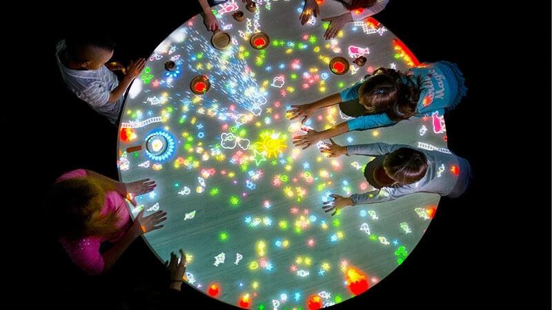 北海道初上陸!チームラボ「未来の遊園地」の魅力④デジタルアートで遊べる