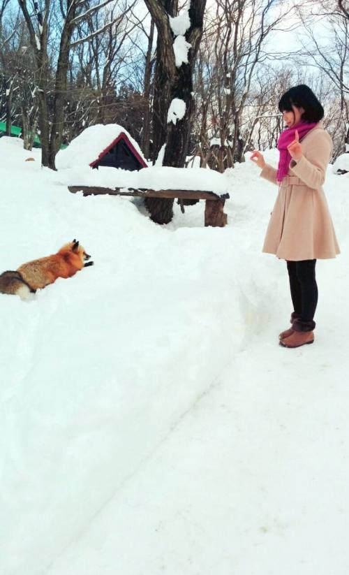 機能性を重視しながら、冬を愉しめるコーデ by文月詩織(福島)