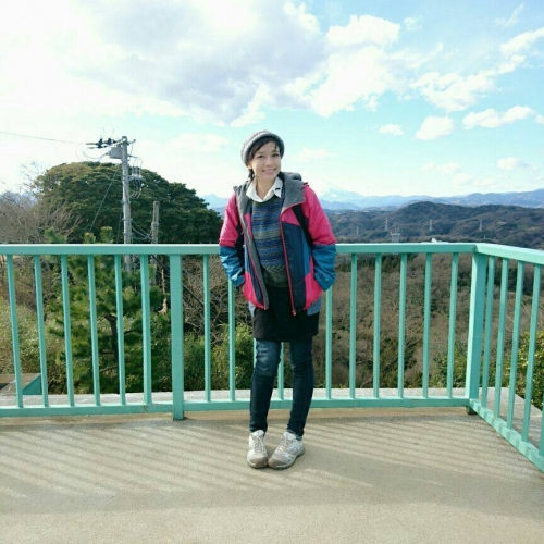 動きやすい服装でもお洒落を忘れない冬登山コーデ by芳美リン(神奈川)