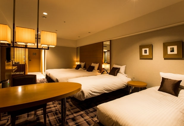 「京都ブライトンホテル」の魅力とは①くつろぎの客室