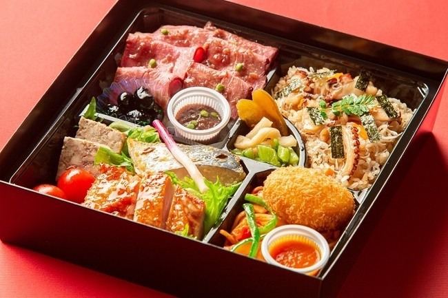 HYOGOの美味いもん弁当@ホテルオークラ神戸