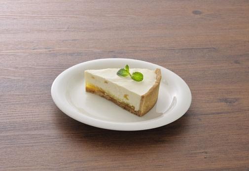 名産地のゆず農園による「ゆずチーズケーキ」
