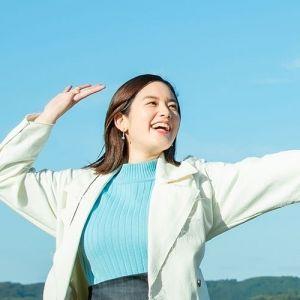 筧美和子さんが鳥取・湯梨浜町でのんびりお散歩トリップ 【月刊旅色12月号公開】その0