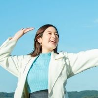 筧美和子さんが鳥取・湯梨浜町でのんびりお散歩トリップ 【月刊旅色12月号公開】