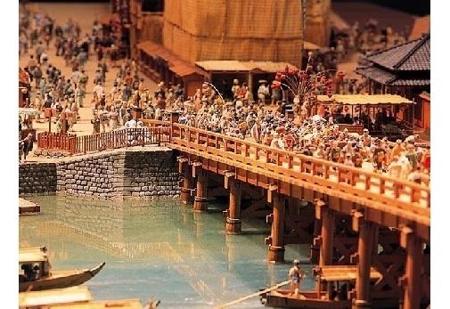 雨の日の東京を楽しもう!おすすめの屋内スポット③東京都江戸東京博物館