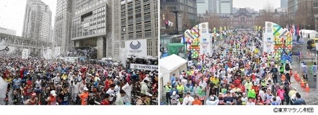 倍率10倍以上の人気マラソンイベント