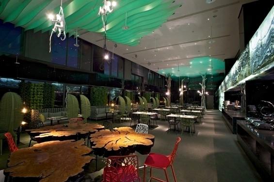 【台湾情報】まるで都会に出現した森林。アミューズメントパークのような趣向を凝らしたホテルを発見!その3