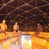 冬の都会でアウトドアサウナ!? 話題沸騰の「CORONA WINTER SAUNA」が下北沢で開催