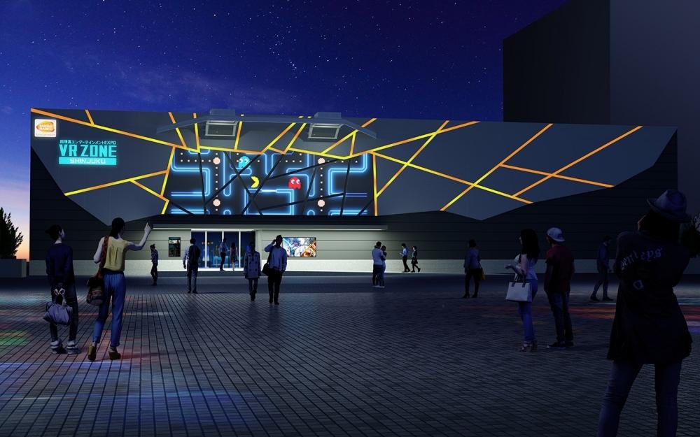 7月14日オープン!国内最大級のVRスポット「VR ZONE SHINJUKU」