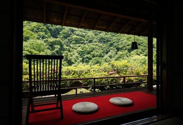 緑霞山宿 藤井荘(長野県)