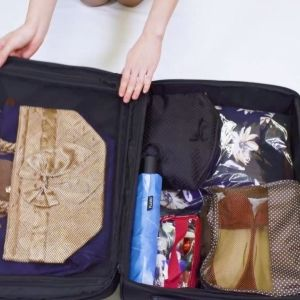 <動画で紹介!>チャイナ エアラインのCA・笠野さん教わるパッキング術!【連載】CASE.3