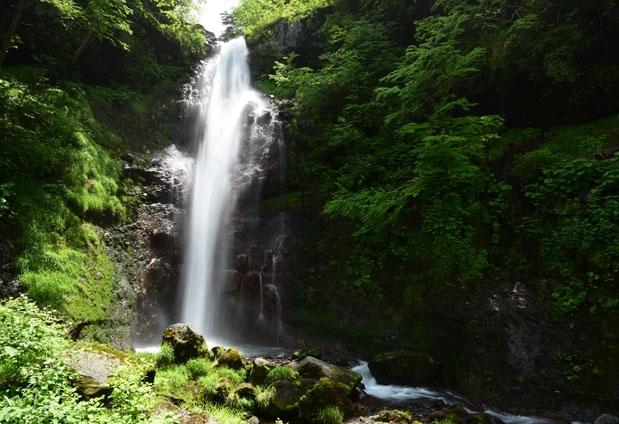 「濁河温泉 旅館御岳」の魅力①渓谷露天風呂
