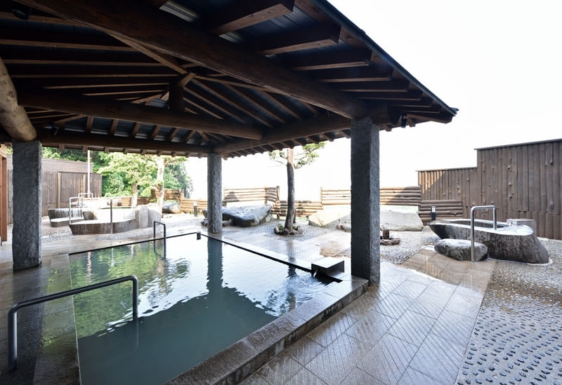 セットのプランでお得に楽しむ「日帰り温泉宿 雲仙みかどホテル」(長崎県)