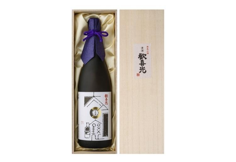 """大吟醸酒/""""酒米の王様""""を贅沢に使った「歓喜光」(奈良県)"""