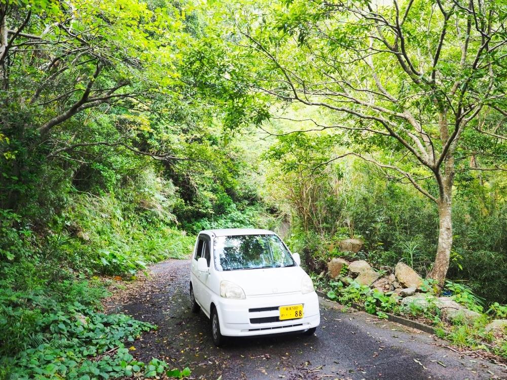 レンタカーは加計呂麻島で借りられる? 奄美空港からはどうやって行く?