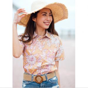 沖縄生まれのアロハシャツ・かりゆしウェアを手がける「MAJUN OKINAWA」その0