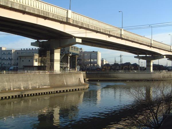 東京都足立区にある花畑運河ってどんなところ?