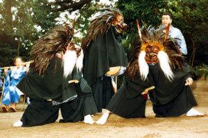 花畑運河を見守る大鷲神社のお祭りに行こう